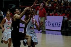 Basketball Japan vs Tunisia AkatsukiFive 20190825