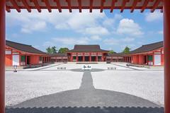 Esashi-Fujiwara Heritage Park (peaceful-jp-scenery (busy)) Tags: sony α99ⅱ a99m2 ilca99m2 amount sal2470z variosonnart2470mmf28za carlzeiss esashi fujiwara park tohoku heritage えさし藤原の郷 遺産 東北 奥州市 岩手 日本