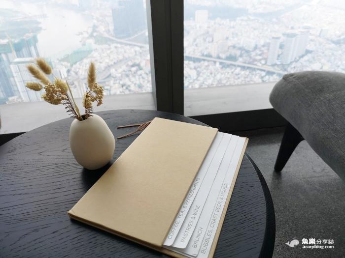 【越南胡志明】Nest by AiA Landmark 81|75樓俯瞰美景高空咖啡店酒吧 @魚樂分享誌