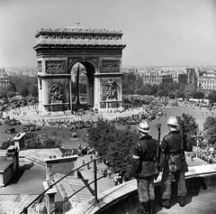 Paris, August 1944 (CombatOfficiel) Tags: paris1944 ffi frenchresistence worldwar2 worldwarii ww2 wwii secondeguerremondiale 2èmeguerremondiale 2gm