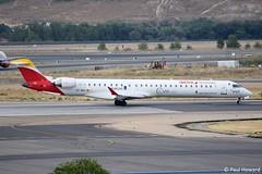 2019-06-23 MAD EC-MSL (Paul-H100) Tags: 20190623 mad ecmsl bombardier crj 1000 air nostrum iberia regional