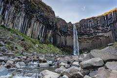 Svartifoss (Ringo_C) Tags: ijsland iceland landscape landschap nature natuur ringocoene rocks rotsen svartifoss water waterfall waterval