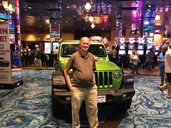 Howard Y - August 2019 Jeep Wrangler Sport Winner