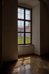 Ottobeuren – Window (Thomas Mulchi) Tags: ottobeuren bavaria germany ottembura bayern 2019 basilikastalexanderundsttheodor basilica church indoor window basilicastalexanderandsttheodor