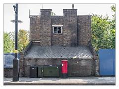 The Built Environment, North London, England. (Joseph O'Malley64) Tags: thebuiltenvironment