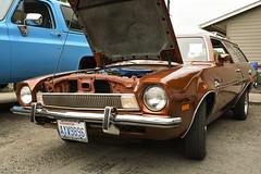 1973 Ford Pinto Wagen (faasdant) Tags: untouchable car show kalama washington wa usa 2019 1973 ford pinto wagon brown