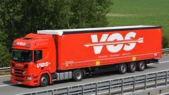 LT - Vos >033< Scania NG R450 (BonsaiTruck) Tags: vos 033 scania lkw lastwagen ladtzug truck trucks lorry lorries camion caminhoes
