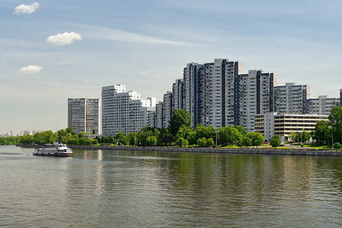 Moskva River ©  Alexxx Malev
