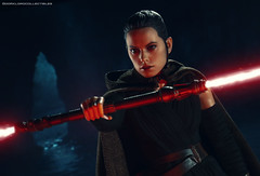 Hot Toys The Force Awakens Rey (dorklordcollectibles) Tags: hottoys actionfigure toy onesixth onesixthscale toyphotography sonya6000 a6000 starwars rey theforceawakens theriseofskywalker