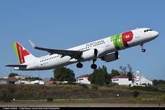 TAP Air Portugal A21N CSTJJ (Sandsman83) Tags: airplane aircraft plane tap airbus air portugal neo a321 takeoff lisbon lppt lis staralliance cstjj