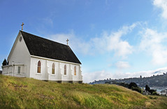 Old St. Hilary's View (skipmoore) Tags: tiburon oldsthilarys church chapel