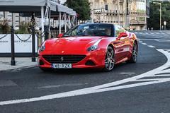 Poland Indiv. (Mazowieckie) - Ferrari California T (PrincepsLS) Tags: poland polish individual license plate w mazowieckie rzk warsaw spotting ferrari california t