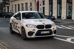 Poland Indiv. (Mazowieckie) - BMW X6M F86 (PrincepsLS) Tags: poland polish individual license plate w mazowieckie warsaw spotting bmw x6m f86