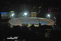 Yokohama Baseball Stadium , Japan (ccf5252) Tags: yokohama 橫濱 棒球 baseball japan 日本 棒球場 橫濱海灣之星 bay star
