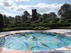 'Gateway' by Joana Vasconcelos, Jupiter Artland (davidmcnuh) Tags: sculpture art scotland edinburgh jupiterartland park garden sculpturepark pool gateway vasconcelos joanavasconcelos