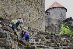 give me your hand! (veebruar) Tags: trip cesis latvia bears summer castle medieval