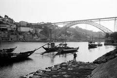 Le photographe (Photoeric_) Tags: leica argentique monochrome summilux m2 kodak pellicule porto portugal