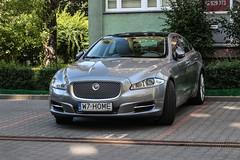 Poland Indiv. (Mazowieckie) - Jaguar XJ (PrincepsLS) Tags: poland polish individual license plate w mazowieckie home warsaw spotting jaguar xj