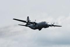 US Air Force C130 (JY_Photos) Tags: jyphotos indiana usa nikon affinityphoto sky clouds outdoor unitedstates usaf airplane jet military aircraft kentucky c130 kentuckyairguard 11231 usairforce columbus