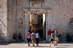 Trogir Impressions (Kulawy Strzelec) Tags: summer europa europe july croatia trogir chorwacja lato lipiec michałkawecki 2019 castle gate fort fortification