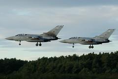 (scobie56) Tags: panavia tornado f3 ze338 gj ze203 ga 43 fighter squadron fighting cocks raf royal air force leuchars fife scotland