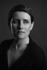 (Jay DeFehr) Tags: studio jobo elinchrom belladonna ilfordpanfplus fd85mm canonf1 35mm film portrait yulichka juliet