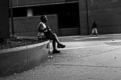 Just another day... (Capitancapitan) Tags: just another day bronx music pop rock black white street photography people monocolor instagram facebook iphone apple camera pentax k500 k50 k70 neury luciano el mundo gira urim y tumim not1000
