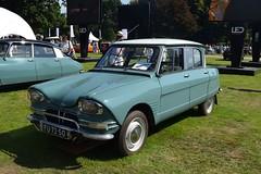 Citroën Ami 6 Grand Luxe 1965 (TedXopl2009) Tags: fu7250 citroën ami 6 grand luxe