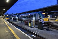 24/08/19 (NirateGoel) Tags: dublin heuston iarnród éireann iarnródéireann irish rail irishrail icr 22000 class22000 22005 22033 22024 8car