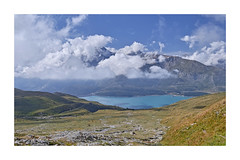 Lac du Mont-Cenis (Pierre_Bn) Tags: maurienne montagne mountain mountains montagnes montcenis moncenisio hautemaurienne hautemontagne savoie savoy alpages alpes alps alpage lac nuages nuage clouds sigma sigmaprophoto sigmasdquattro 1835 sigma1835 france frenchalps foveon x3f