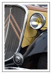 citroen rosalie (Christ.Forest) Tags: citroen rosalie citroenrosalie 10ch 1935 familiale phares rond collection chevron calandre noir black colection ancien les100ansdecitroen lafertévidame 1919 chromme klaxonne