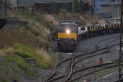 25/08/19 (NirateGoel) Tags: dublin heuston iarnród éireann iarnródéireann irish rail irishrail 076 class071 materials