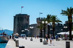 Trogir Impressions (Kulawy Strzelec) Tags: summer europa europe july croatia trogir chorwacja lato lipiec michałkawecki castle fort fortification 2019