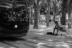 DSCF2849 (LexomIA) Tags: bordeaux street urbain bw nb streetphotography