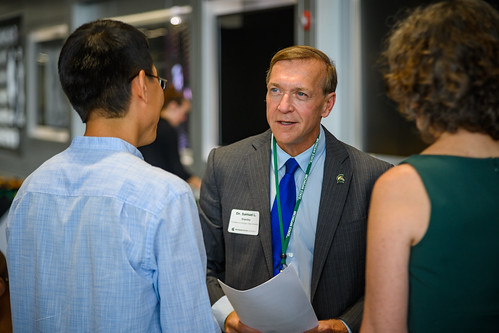 Deans Welcome Reception, August 2019