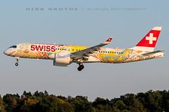 Swiss_CS300_HB-JCA_20190826_HAM (Dirk Grothe | Aviation Photography) Tags: swiss cs300 hbjca ham