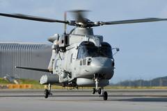 Merlin HM2, ZH856 (WestwardPM) Tags: agusta westland eh101 merlinhm2 zh856 royalnavy fleetairarm 820navalairsquadron newquayairport cornwallairportnewquay