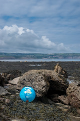 Finding Dory (daveseargeant) Tags: dory finding rocks seaside robin hoods bay ravenscar sky colour coastal nikon df 50mm 18g north yorkshire coast sea water