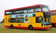 NIBS Buses, Wickford 516 PN09EKT at the Essex Bus Rally & The Londoner in the Country Show at Barleylands Farm Park, Billericay. (Gobbiner) Tags: olympus pn09ekt billericay scanian230ud metrobus eastlancs 516 nelsonsindependentbusservices wickford nibsbuses docklandsbuses 871 essexbusrally stephensons