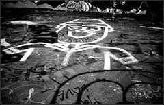 tagsMaurice Sève   25 08 2019 (12) (Bokey Shutter) Tags: fujicager ilfordpanf noirblanc lyon croixrousse