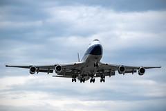 Boeing 747 (conrail6809) Tags: boeing boeing747 747 b747 ohare chicago illinois il plane chicagoil boac britishairways airplane jet