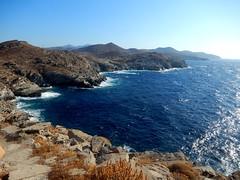"""Go where you feel most alive..."" (fl_mala) Tags: cyclades parosisland paros ilovegreece greece traveltogreece discovergreece greekislands wonderfulworld deepblue wonderfulsea beautifulday wildsea waves feelfree"