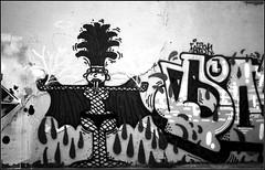 tagsMaurice Sève   25 08 2019 (2) (Bokey Shutter) Tags: fujicager ilfordpanf noirblanc lyon croixrousse
