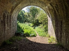 Photo of Railway bridge south of Stonesfield, Oxfordshire