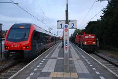 Station Waddinxveen (lex_081) Tags: 20190806 ns cargo dbc 6400 6437 station waddinxveen electrolux alphen aan den rijn rnet net 2013 trein 62072