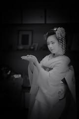 Maiko_20190526_121_10 (Maiko & Geiko) Tags: 20190526 eishoin temple kanohisa kyoto maiko 舞妓 栄摂院 叶久 京都 叶家 kanoya ksumika