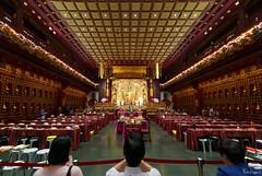 Go Inside and Experience the Prayer Room (Karnevil) Tags: asia singapore lioncity downtowncore centralarea buddhatoothrelic buddhatoothrelictemple buddhatoothrelictempleandmuseum buddhatoothrelictemplealtar chinatown chinatowndistrict chinatownmrtstation tanjongpagarmrtstation tangdynasty southbridgeroad altar buddhism buddha shakyamunibuddha donationbox d610 nikonpetekreps