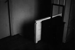 4 (mati.a) Tags: misterio luz sombras light analog shadows contraste film chile 35mm bw mirror espejo reflejo nikon fm2 nikonfm2 ilford hp5 ilfordhp5