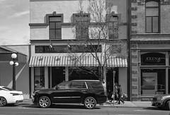 Main Street, Saint Helena, California (Postcards from San Francisco) Tags: m2 fujiacross100 rodinal film analog sainthelena california 35mmsummaronf35ltm