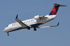 Delta Connection (SkyWest Airlines) - Bombardier (Canadair) CRJ-200ER (CL-600-2B19) - N927EV - Baltimore-Washington International Airport (BWI) - April 6, 2019 605 RT CRP (TVL1970) Tags: nikon nikond7200 d7200 nikongp1 gp1 geotagged nikkor70300mmvr 70300mmvr aviation airplane aircraft airlines airliners baltimorewashingtoninternationalairport baltimorewashingtoninternational bwiairport bwi kbwi thomasadixonaircraftobservationpark dixonaircraftobservationpark aircraftobservationpark friendshippark dixonpark n927ev deltaconnection delta skywestairlines skywest endeavorair expressjetairlines expressjet atlanticsoutheastairlines asa bombardieraerospace bombardier bombardiercrj200 bombardiercrj200er bombardiercrj canadair challenger cl600 cl6002b19 crj crj200 crj200er regionaljet generalelectric ge cf34 cf343b1
